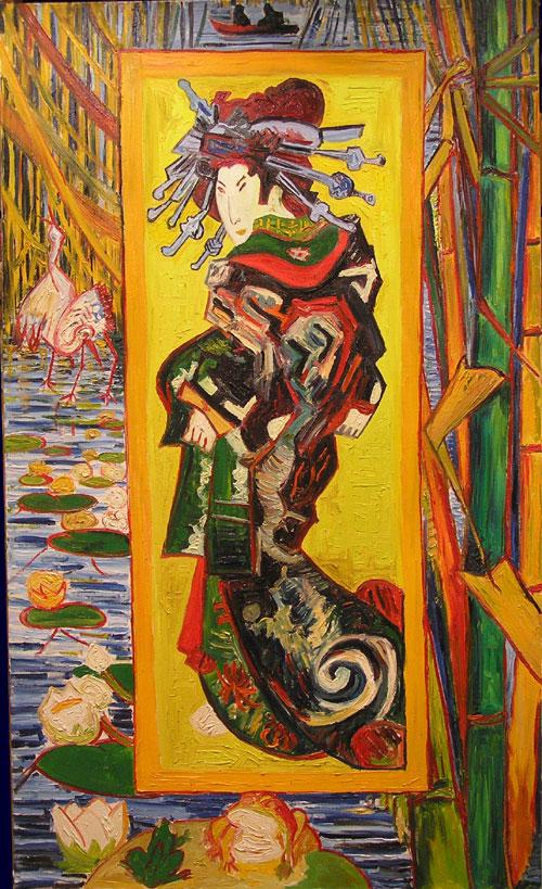 van gogh galleria